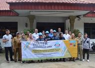 Facilitating Government of Lampung Selatan and DWA