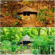 Gambella EcoHub: Dry Season versus Wet Season