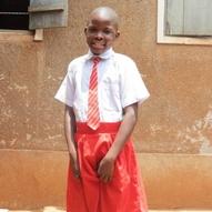 Kayendeke Nashiba,12 a health club member at her school
