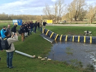 Young Experts at Flood Proof Holland in Delft