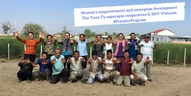 Tuan Tu asparagus cooperative pressing for progress in Vietnam
