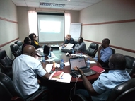 During the 2019 planning session in Lusaka, Zambia