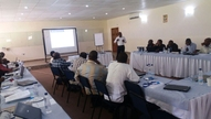 Technical Working Group for Groundwater in Zambia at Fringilla Lodge