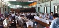 Kyaunggon Community Meeting by IADA Team on March 13, 2017