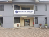 HFFG's headquarters at Accra