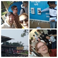 Field trip day - Visiting Safe Water Enterprises in and around Mumbai