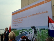 The Dutch Trade Mission in Hanoi