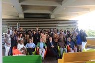 Participants with Dutch Ambassador Ron Strikker and Mr Joe Tackie of M. BD