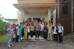 Monitoring Visit to Lombok Timur