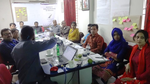 Workshop on using data / evidence for advocacy under Watershed WP5