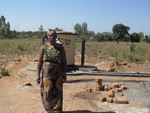 Pump building in Malawi, August update