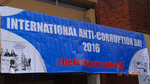POPULAR CELEBRATION OF THE INTERNATIONAL ANTI-CORRUPTION DAY 2016