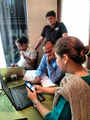 Akvo RSR training for Watershed india partners