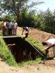 Improving Sanitation practices