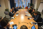 Consultation meeting Minister Kaag (The Netherlands)
