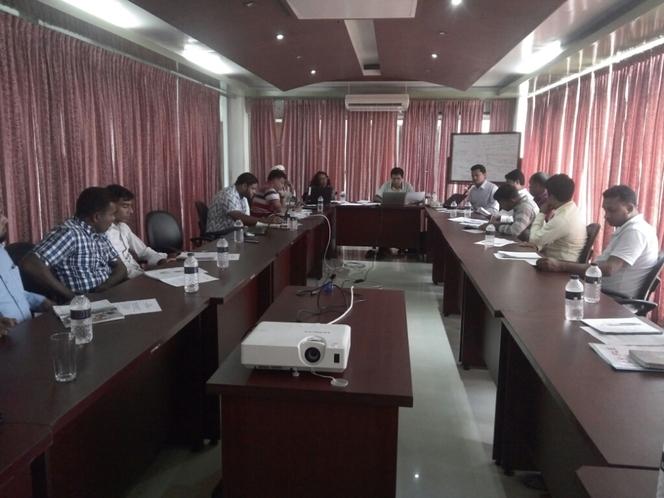 Bi-monthly  Staff Coordination Meeting