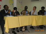 Theory of Change workshop Accra Ghana 28-30 June 2016 Day 3