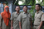 Story from the Field: District Technical STBM Team for SEHATI in Lombok Timur