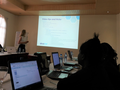 Akvo RSR training for Watershed partners in Accra Ghana