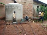 Rainwater Harvesting for small scale irrigation