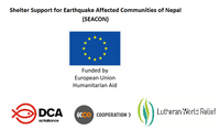 Shelter Support for Earthquake Affected Communities of Nepal (SEACON)