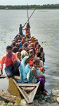 Women ferried to cashew plantations across Tampara
