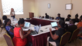 Watershed Ghana partners training on Akvo RSR and Akvo Flow