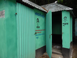 Community Toilet insttalation Sirajganj.