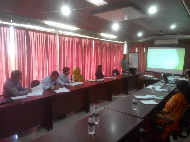 ToT for Master Trainer by SFT at Khulna CSS Ava Center