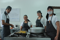 First Gastronomic School in Cali - Agua Blanca