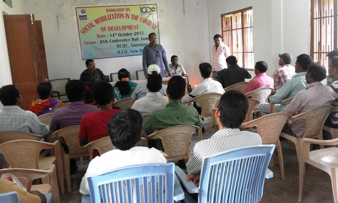 Block Level NGO Workshop