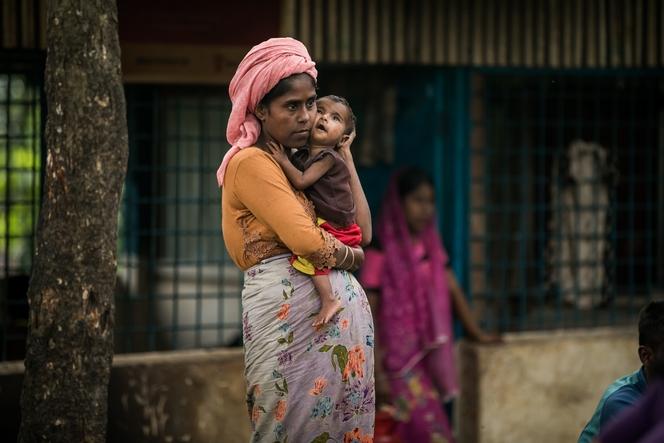 Coming to Bangladesh sounded safe