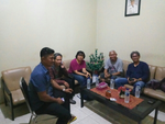 Focus Group Discussion dengan Anak Muda Kendari