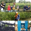 Field visit and monitoring by DKA Austria