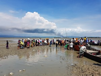 Humanitarian Assistance to Displaced Myanmar Nationals