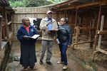 Dairy farmers in Kenya adopting good practices in record keeping