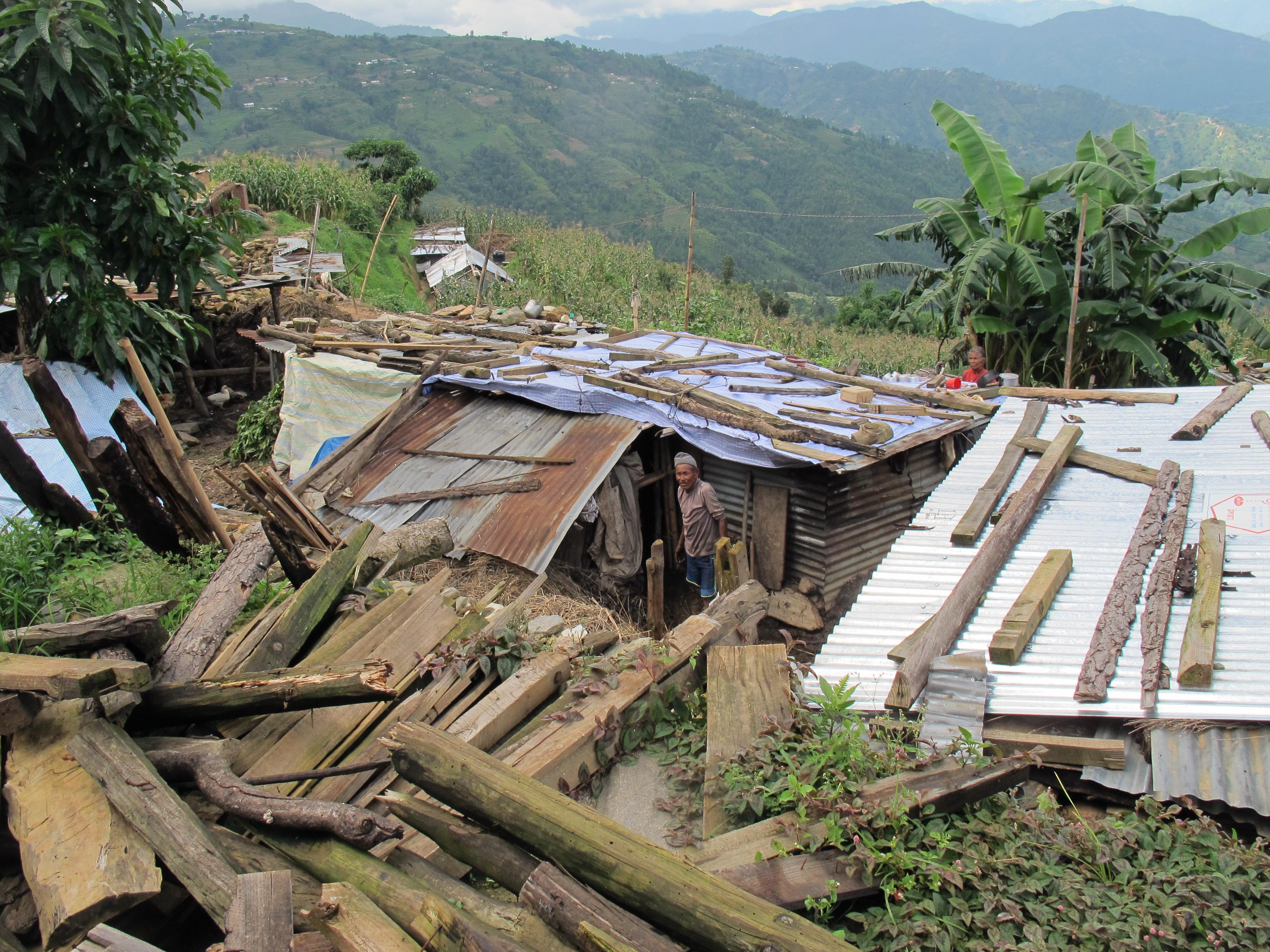 Akvo RSR - Earthquake in Nepal