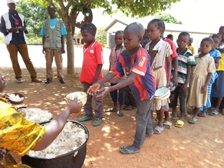 Humanitarian aid to conflict affected communities in CAR