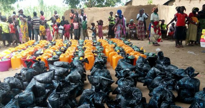 Humanitarian Aid in Nigeria through Dutch Relief Alliance