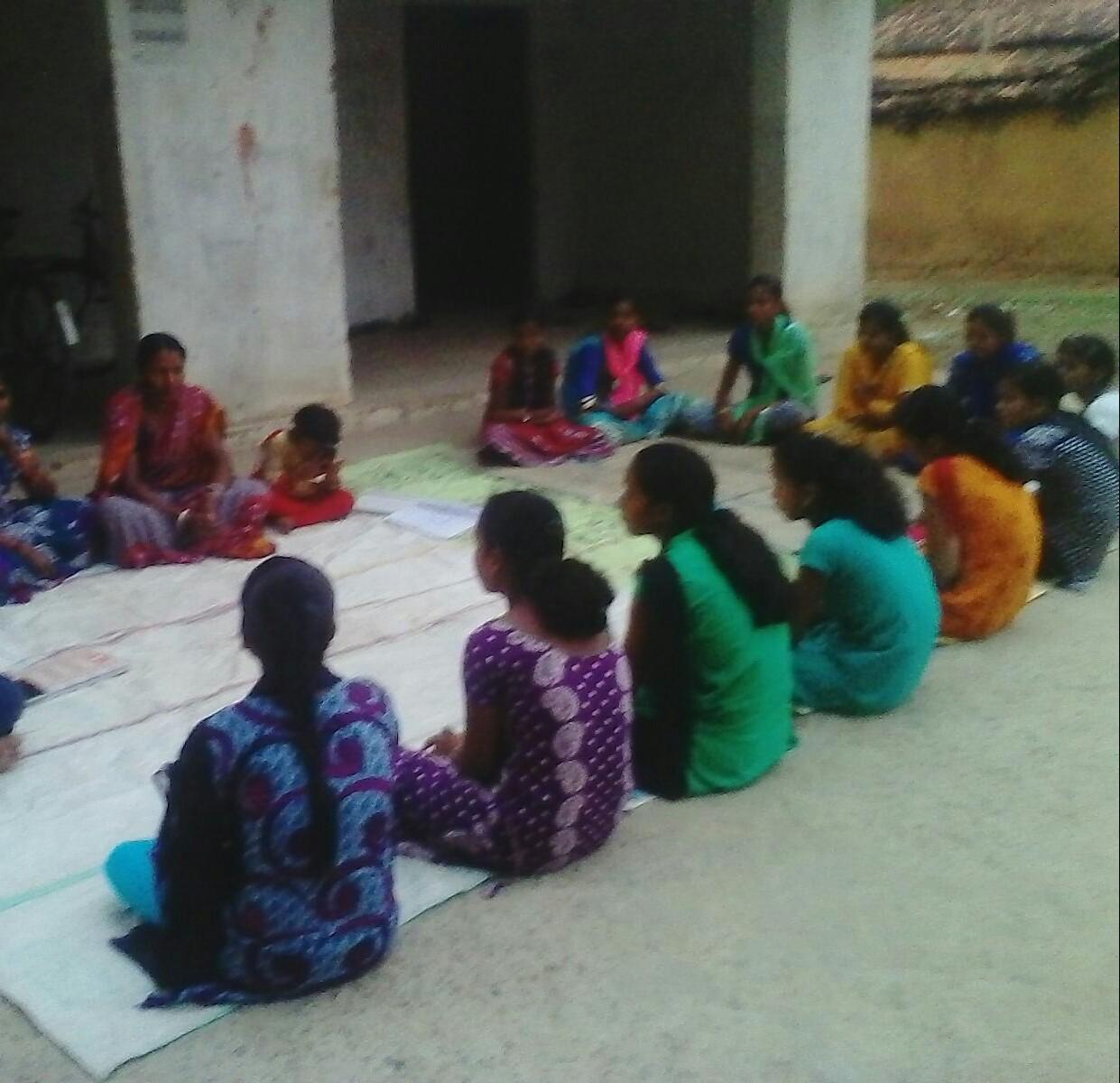Akvo Rsr Child Cabinet Meeting