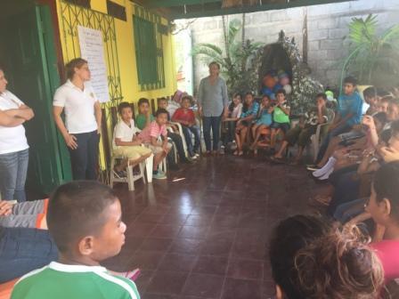 Vuela Libre Movement in Nicaragua  Tawa Tawa