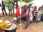 Humanitarian aid to crisis-affected communities in CAR