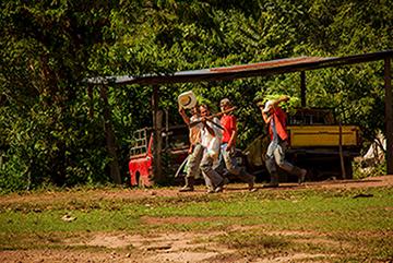 Forest Governance Project:  agroforestry communities, Honduras