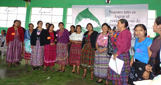 Forest Governance Project: Mayan communities, Guatemala