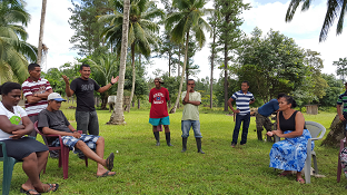 Forest Governance Project:  Miskitu People, Honduras
