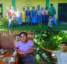 Forest Governance Project:   Maya Queqchi People, Belize