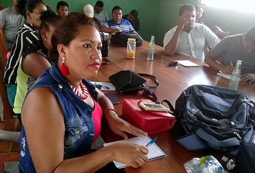 Forest Governance Project:  Miskitu People, Nicaragua