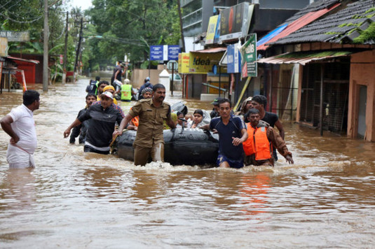 India Flood Response