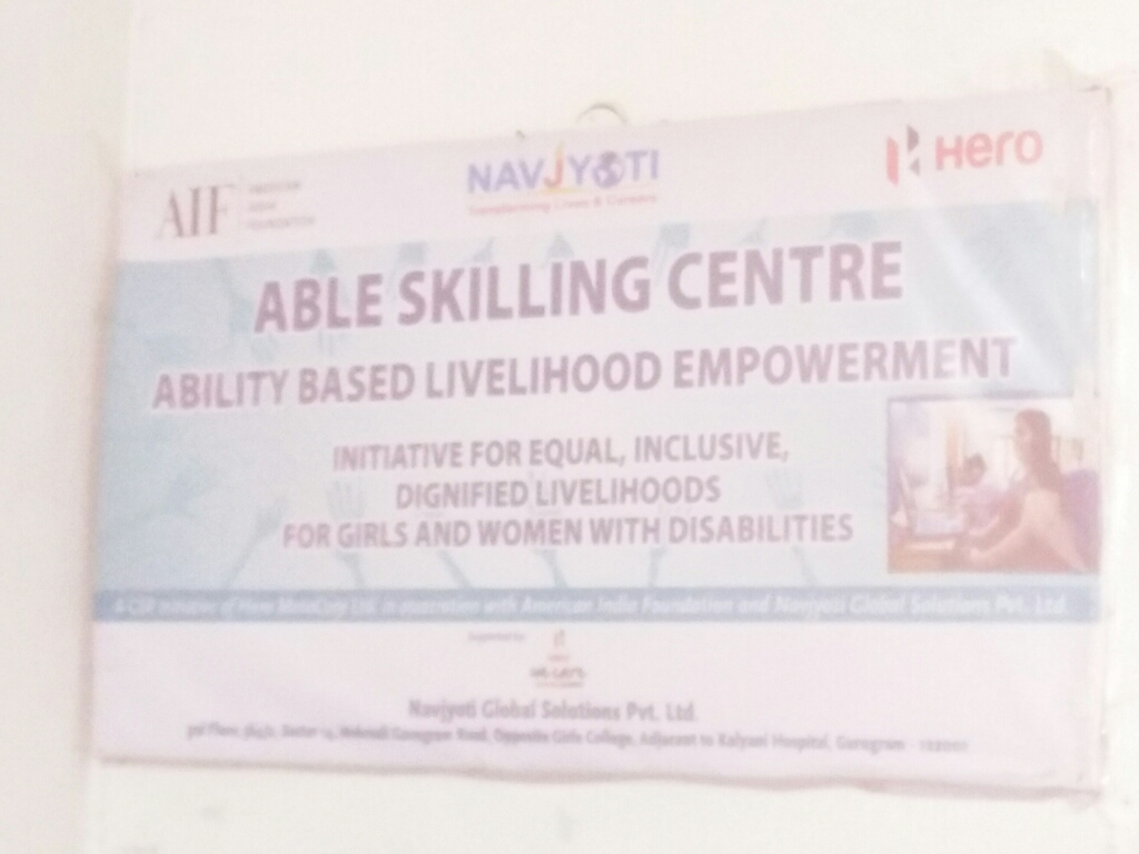 Akvo Rsr Aif Partnered With Navjyoti