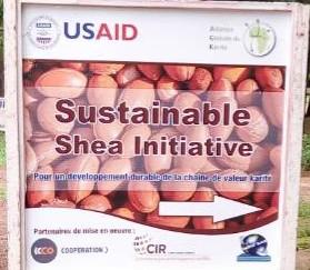 Sustainable Shea Initiativ